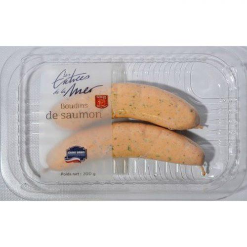 Boudins de Saumon BD - EDLM EDLM