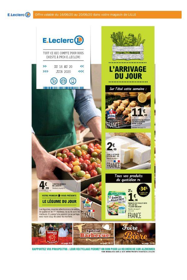 Catalogue E.Leclerc - LILLE_page-0001