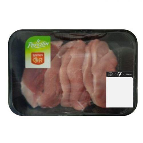 Escalope jambon - Le Porcilin