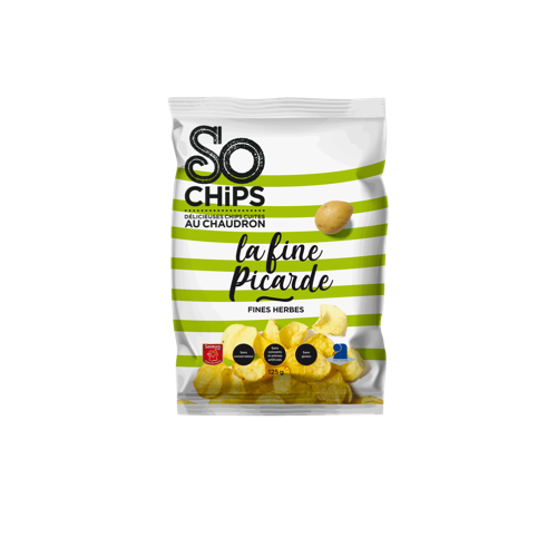 so chips - fines herbes