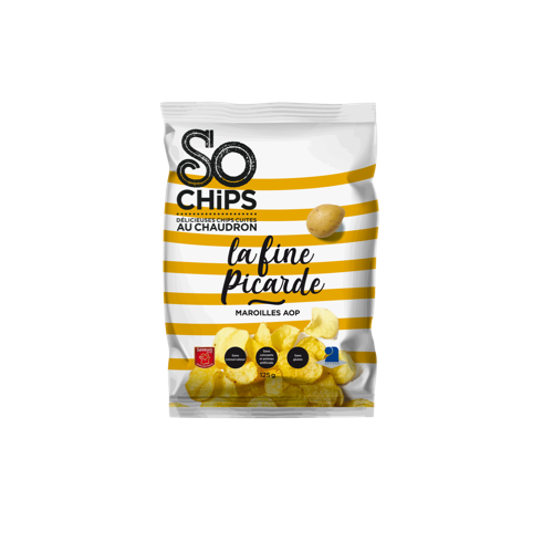 So Chips - Maroilles
