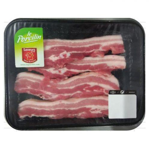Poitrine de porc - Le Porcilin