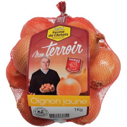 oignon - ferme de l'artois - Acquette